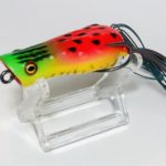 DAIWA/STEEZ POPPER FROG Jr.