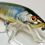 ENDOH・ART・CR/WOOD BAIT 9.5FR