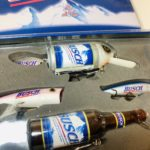 RIVERS EDGE/『BUSCH BEER』4 Lure Gift Set