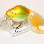 "YO-ZURI/""EMACLYTH"" GOLD FISH"